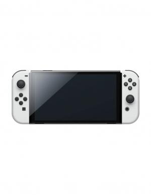 konsola nintendo switch oled biala white 2