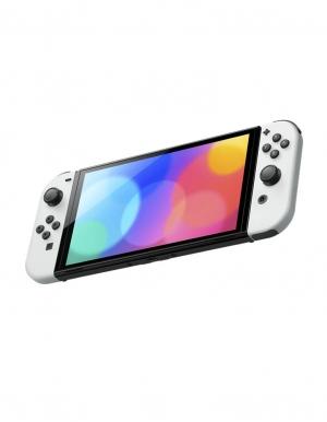 konsola nintendo switch oled biala white