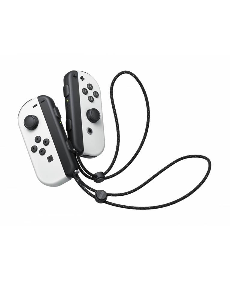 konsola nintendo switch oled biala white 5