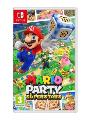 mario party superstars gra nintendo switch