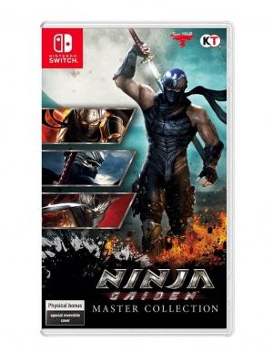 ninja gaiden master collection gra nintendo switch 3