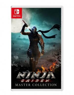 ninja gaiden master collection gra nintendo switch