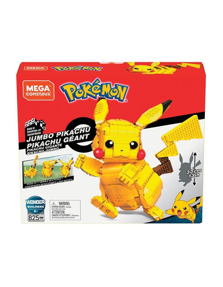 duze klocki pokemon jumbo pikachu