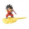 figurka dragon ball goku and flying nimbus ver a