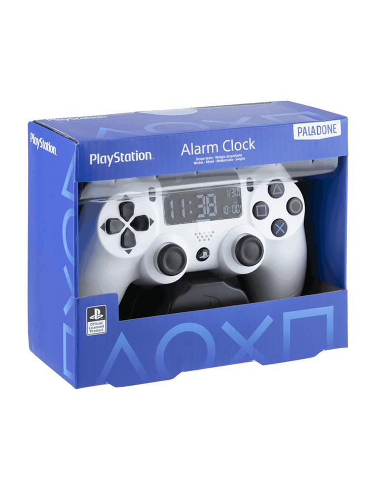 gadzet budzik zegarek bialy kontroler playstation ps 3