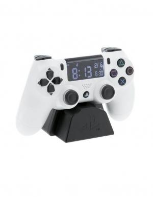 gadzet budzik zegarek bialy kontroler playstation ps 4