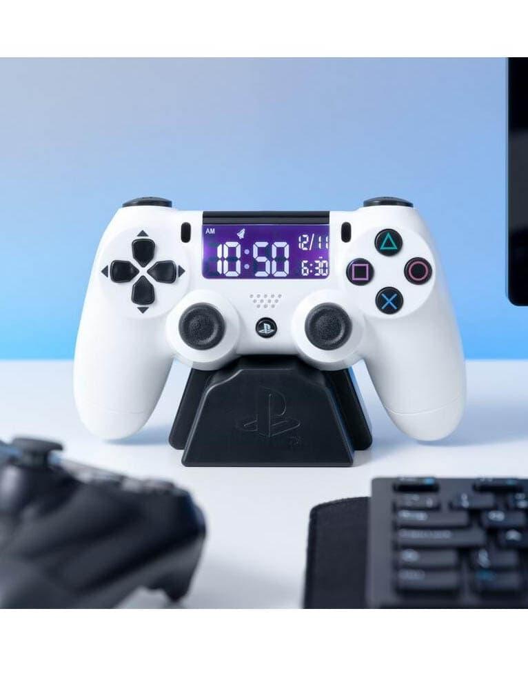 gadzet budzik zegarek bialy kontroler playstation ps 5