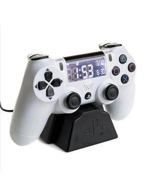 gadzet budzik zegarek bialy kontroler playstation ps 6