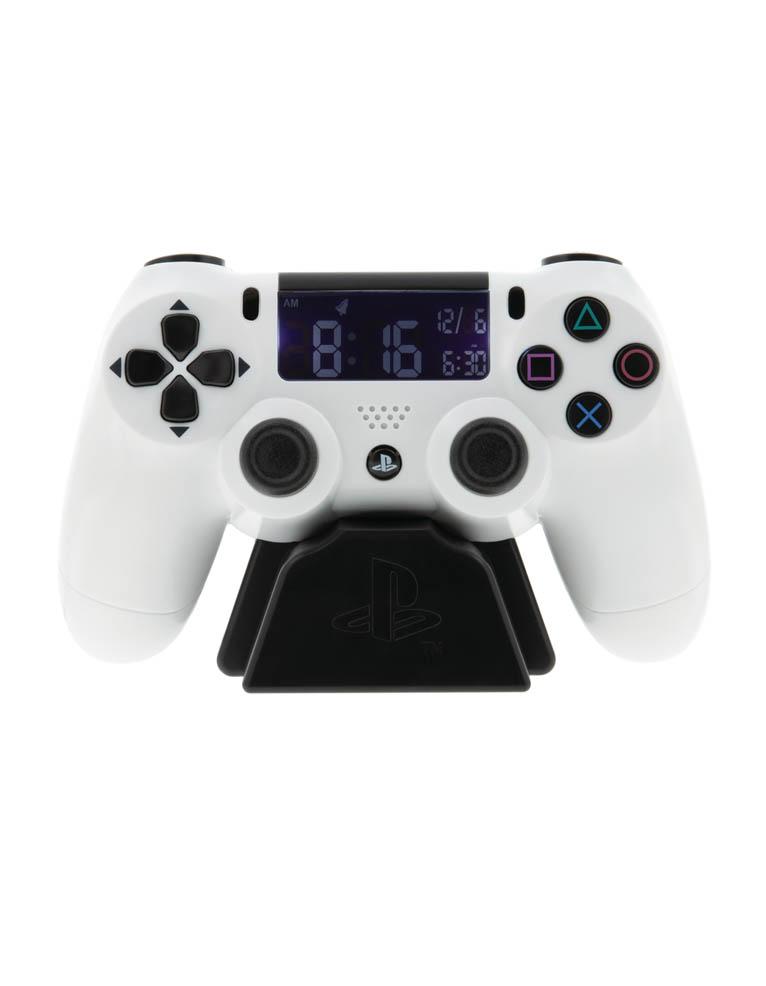 gadzet budzik zegarek bialy kontroler playstation ps
