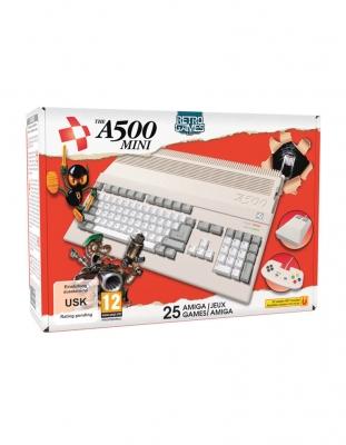 konsola console the a 500 mini amiga