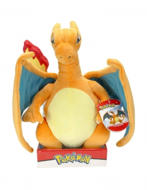 maskotka pluszak pokemon charizard