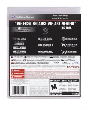 metal gear solid the legacy collection gra ps3 2