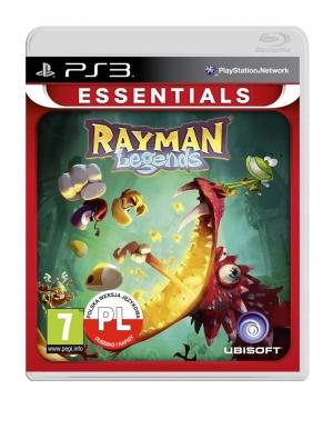 rayman legends essentials gra ps3 polska wersja