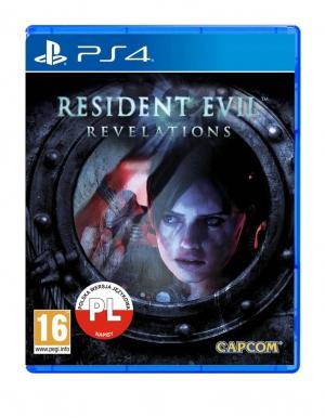 resident evil revelations gra ps4 pl