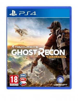 tom clancys ghost recon wildlands gra ps4