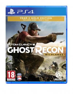 tom clancys ghost recon wildlands year 2 gold edition gra ps4