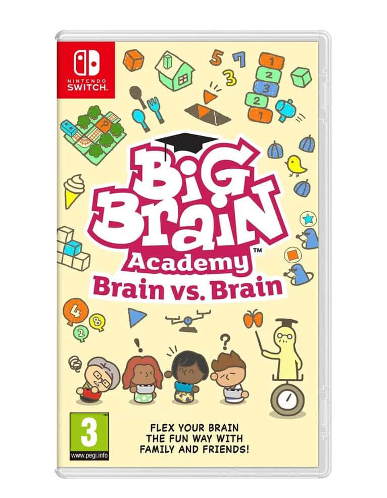 big brain academy brain vs brain gra nintendo switch