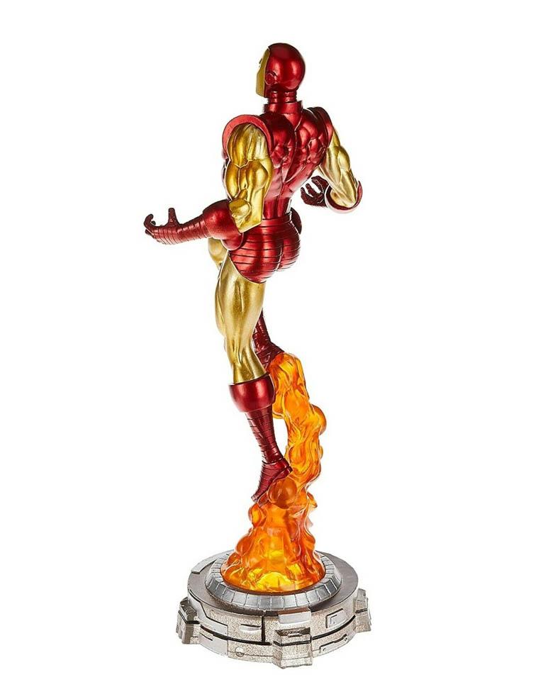 figurka classic iron man marvel diorama 3
