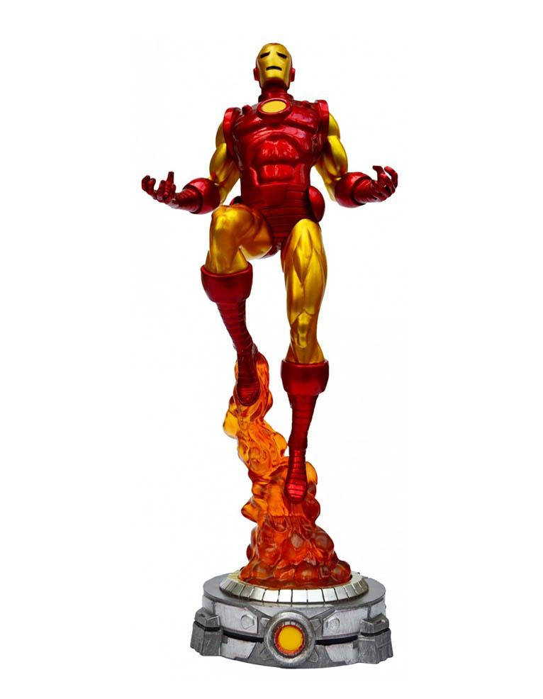 figurka classic iron man marvel diorama 5