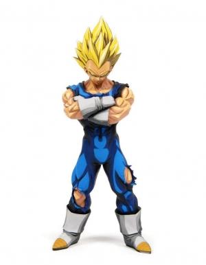 figurka dragon ball z vegeta grandista super saiyan manga dimensions 3