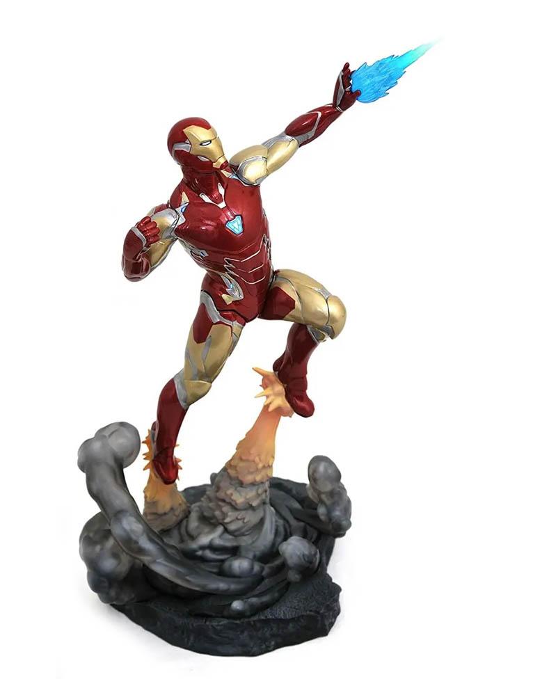 figurka marvel avengers endgame iron man diorama 3