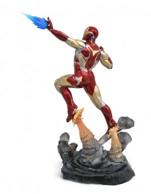 figurka marvel avengers endgame iron man diorama 5