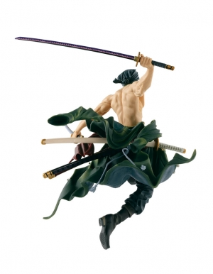 figurka one piece roronoa banpresto world figure colosseum vol 1 ver a