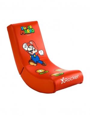 gadzet fotel x rocker super mario mario