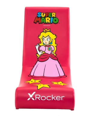 gadzet fotel x rocker super mario princess peach 2