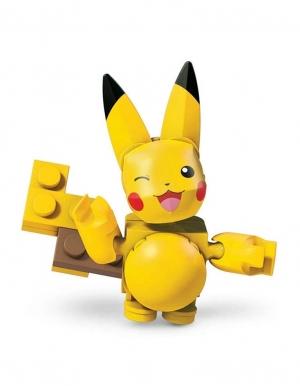 klocki mega construx pikachu pokeball 2