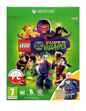 lego dc super villains super zloczyncy xbox one minifigure