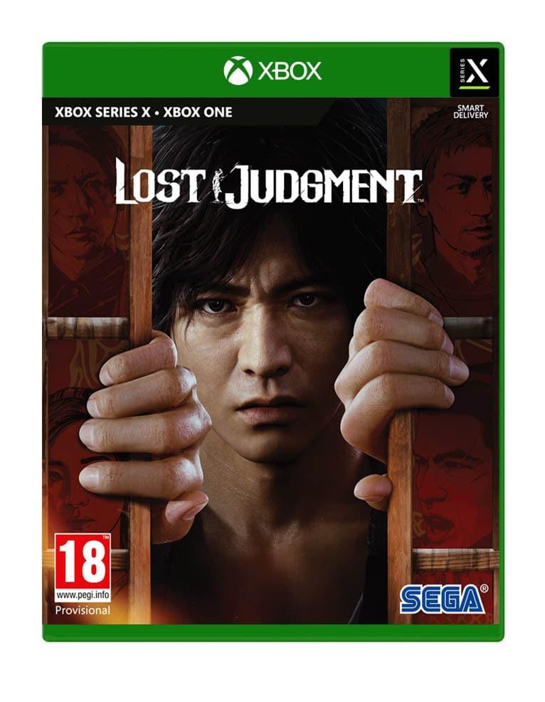 lost judgment gra xbox one xbox series x
