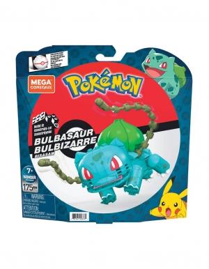 male klocki pokemon bulbasaur mega construx 2