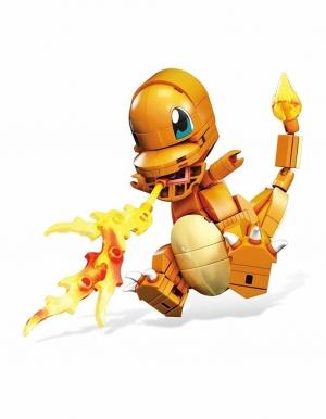 male klocki pokemon charmander mega construx 2