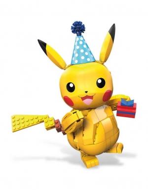 male klocki pokemon pikachu urodzinowy mega construx 3
