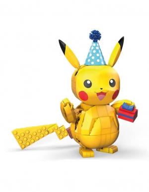male klocki pokemon pikachu urodzinowy mega construx 4