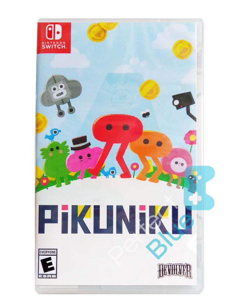 pikuniku special reserve games gra nintendo switch przod logo