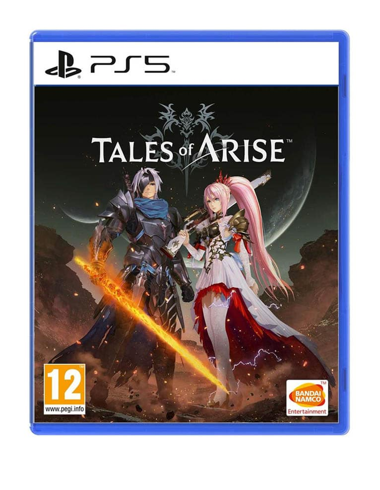 tales of arise gra ps5 game