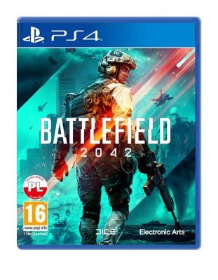 battlefield 2042 gra ps4