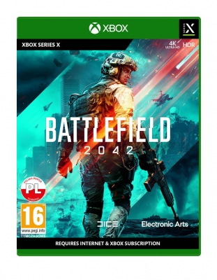 battlefield 2042 gra xbox series x