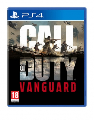 call of duty vanguard gra ps4 ps5