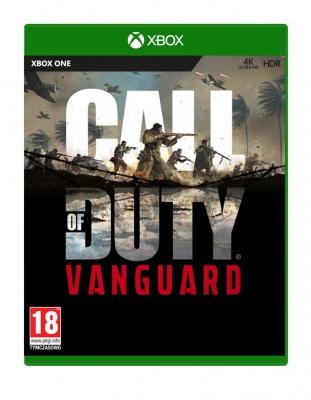 call of duty vanguard gra xbox one tylko