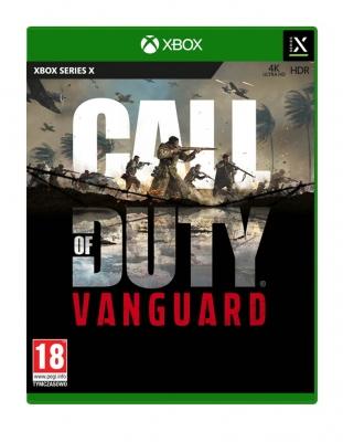 call of duty vanguard gra xbox series x tylko