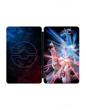 pokemon brilliant diamond gra nintendo switch steelbook