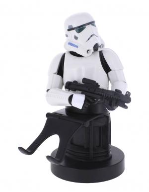 stojak figurka cable guys star wars gwiezdne wojny stormtrooper guns 4