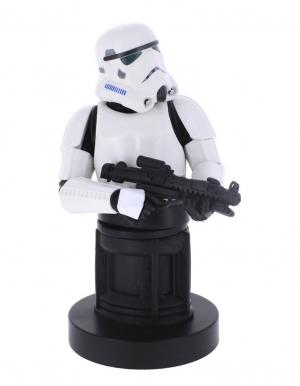 stojak figurka cable guys star wars gwiezdne wojny stormtrooper guns 5