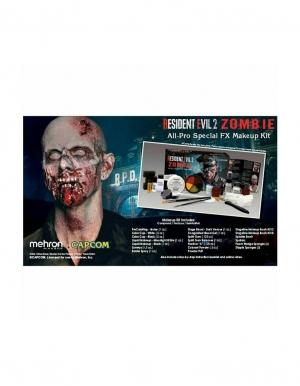 zestaw do makijazu resident evil 2 zombie capcom 3